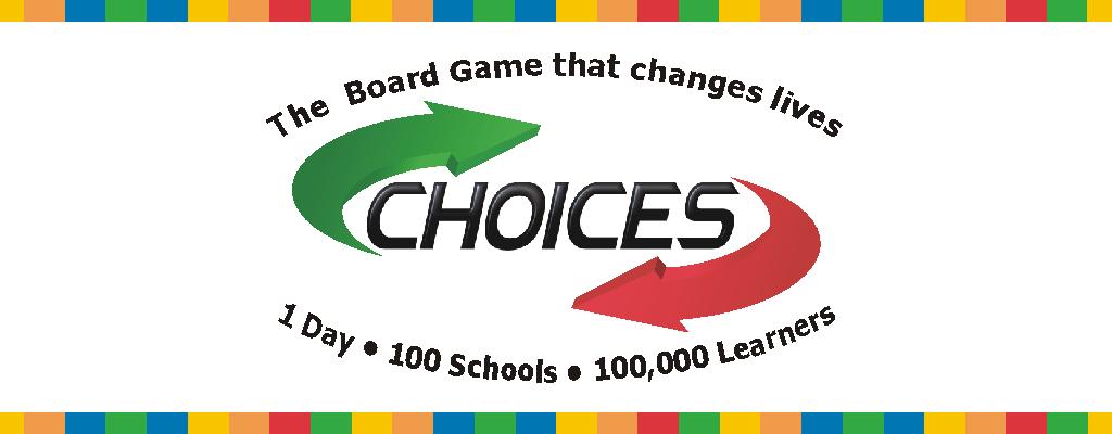 100 choices campaign logo