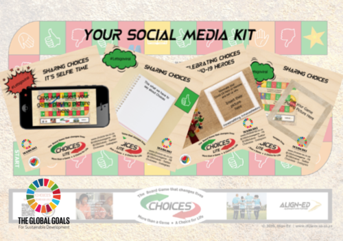 coronavirus social media kit